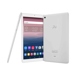 "Tablette tactile Alcatel One Touch PIXI 3(10) - Tablette - Android 5.0 (Lollipop) - 8 Go - 10.1"" IPS (1280 x 800) - Logement microSD - blanc uni"