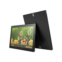 Tablette tactile Lenovo Miix 700-12ISK 80QL - Tablette - avec clavier d�tachable - Core m5 6Y54 / 1.1 GHz - Win 10 Pro 64 bits - 8 Go RAM - 256 Go SSD - 12