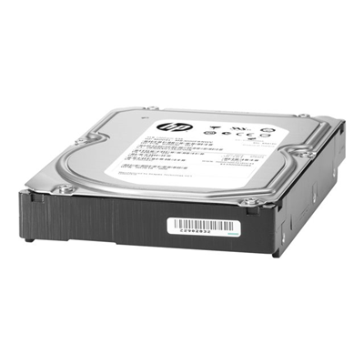 Hewlett Packard Enterprise - HP 500GB 6G SATA 7.2K 3.5IN NHP ETY