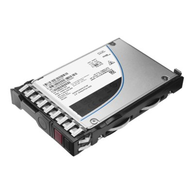 Hewlett Packard Enterprise - HPE 480GB 12G SAS RI-3 SFF SC SSD