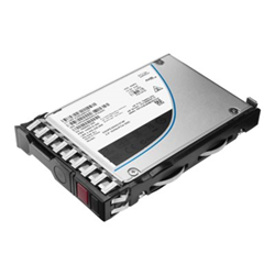 Ssd Hewlett Packard Enterprise - Hp 240gb 6g sata ri-3 lff scc ssd