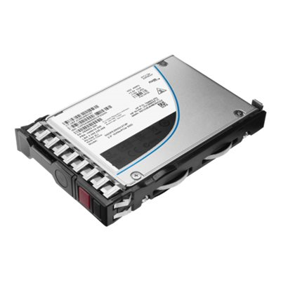 Hewlett Packard Enterprise - HP 240GB 6G SATA RI-3 LFF SCC SSD