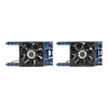 Hewlett Packard Enterprise - Hpe ml30 gen9 front pci fan kit