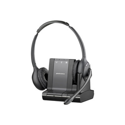Plantronics Savi W720-M - 700 Series - casque avec micro - pleine taille - sans fil - DECT 6.0