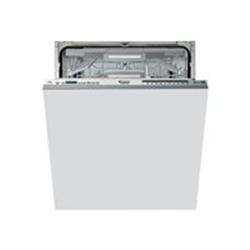 Lave-vaisselle encastrable Hotpoint Ariston LTF 11T123 EU - Lave-vaisselle - intégrable - largeur : 59.5 cm - profondeur : 57 cm - hauteur : 82 cm - inox