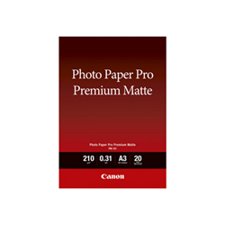 Carta Canon - Carta photo premium matte a3 pm-101