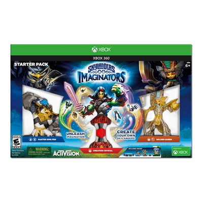 Activision - X360 SKYLANDERS IMAGINATORS SP