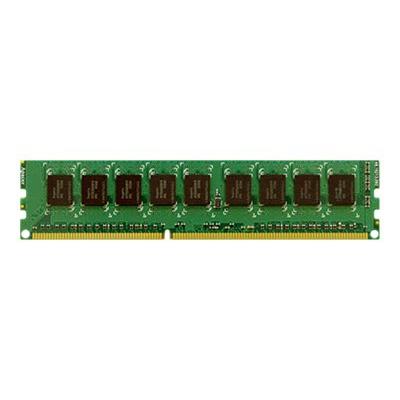 Synology - DDR3-1600 UNBUFFERED ECC DIMM