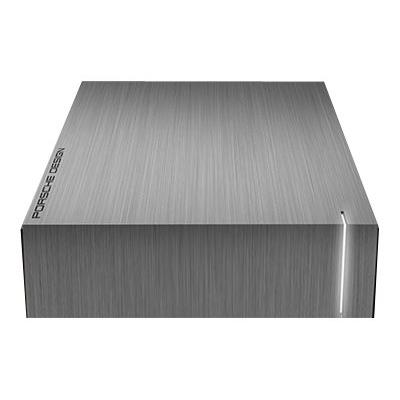 LaCie - 4TB PORSCHE DESIGN 3.5 USB 3.0
