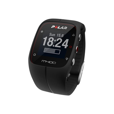 Polar - M400 HR BLACK