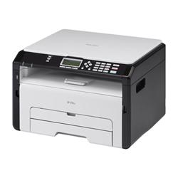 Imprimante laser multifonction Ricoh SP 211SU - Imprimante multifonctions - Noir et blanc - laser - A4 (210 x 297 mm) (original) - A4 (support) - jusqu'à 22 ppm (impression) - 150 feuilles - USB 2.0
