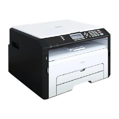 Imprimante laser multifonction SP 211SU COMPLETA DI MANUALE OPERATORE E STARTER TONER KIT DA 700     STAMPE