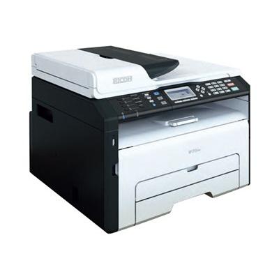 Imprimante laser multifonction SP 213SFW COMPLETA DI MANUALE OPERATORE E STARTER TONER KIT DA 700    STAMPE