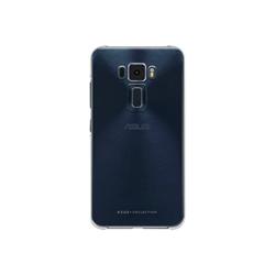 Coque ASUS Clear Case - Boîtier de protection coque de protection pour téléphone portable - transparent - pour ASUS ZenFone 3 (ZE520KL)