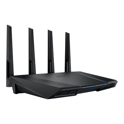 Asus - ASUS RT-AC87U - ROUTER WIRELESS - S
