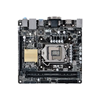 Motherboard Asus - H110i-plus s1151 h110 mitx