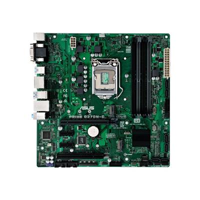 Asus - PRIME Q270M-C S1151 Q270 MATX