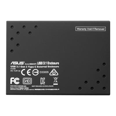 Asus - USB3.1 ENCLOSURE