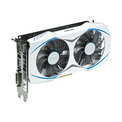 Scheda video Asus - Radeon dual-rx460-2g