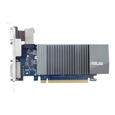 Asus - ASUS VGA NV GT710-SL-2GD5