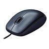 Mouse Logitech - Logitech m100 - mouse - ottica - 3