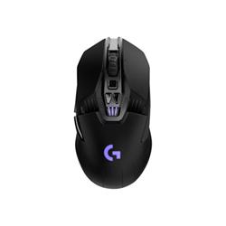 Souris Logitech Gaming Mouse G900 Chaos Spectrum - Souris - optique - 11 boutons - sans fil, filaire - 2.4 GHz - récepteur sans fil USB