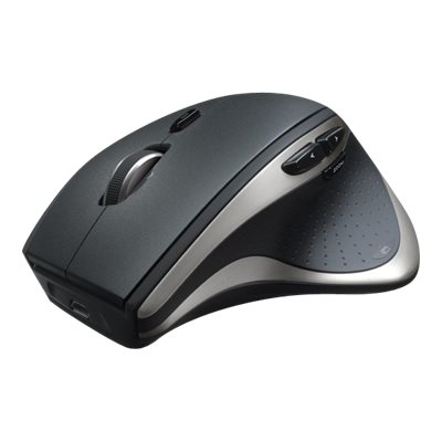 Logitech - PERFORMANCE MOUSE MX 2.4GHZ