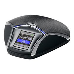 Téléphone fixe Konftel 55Wx - Système de conférence Bluetooth - argenté(e), Noir réglisse - pour Konftel 55Wx
