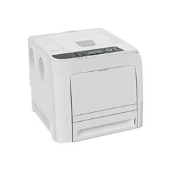 Imprimante laser Ricoh SP C340DN - Imprimante - couleur - Recto-verso - laser - A4/Legal - 1200 x 1200 ppp - jusqu'� 25 ppm (mono) / jusqu'� 25 ppm (couleur) - capacit� : 600 feuilles - USB 2.0, Gigabit LAN, h�te USB