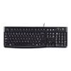 Tastiera Logitech - Logitech k120 - tastiera - usb - la