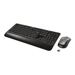 Kit tastiera mouse Logitech - Logitech wireless combo mk520 - set