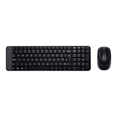 Logitech - LOGITECH WIRELESS COMBO MK220 - SET