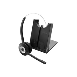Jabra PRO 935 Dual Connectivity - Casque - sur-oreille - convertible - sans fil - Bluetooth - NFC*