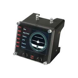 Controller Logitech - Pro flight instrument panel