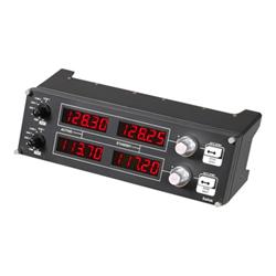 Controller Pro flight radio panel - logitech - monclick.it