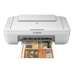 Imprimante  jet d'encre multifonction Canon PIXMA MG2950 - Imprimante multifonctions - couleur - jet d'encre - 216 x 297 mm (original) - A4/Legal (support) - jusqu'� 8 ipm (impression) - 60 feuilles - USB 2.0, Wi-Fi(n)
