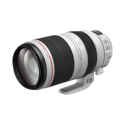 Canon - EF 100-400MM F/4.5-5.6 L IS USM II