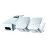Power line Devolo - Dlan 550 wifi network kit powerline