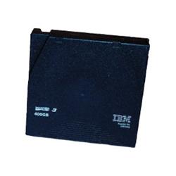 Support stockage IBM - LTO Ultrium 3 - 400 Go / 800 Go - étiqueté