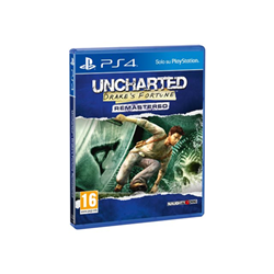 Videogioco Sony - Uncharted: drake's fortune remastered Ps4