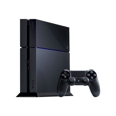 Sony - PS4 BLACK 1TB + UC4 + TOMB RAIDER