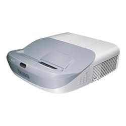 Vidéoprojecteur BenQ MW883UST - Projecteur DLP - 3D - 3300 lumens - WXGA (1280 x 800) - 16:10 - Objectif ultra court - LAN