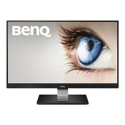 """Écran LED BenQ GW series GW2406Z - Écran LED - 23.8"""" (23.8"""" visualisable) - 1920 x 1080 Full HD (1080p) - AH-IPS - 250 cd/m² - 1000:1 - 14 ms - HDMI, VGA, DisplayPort - noir brillant"""