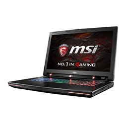 Notebook MSI - Gt72vr 6re dominator pro tobii