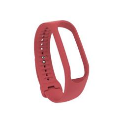 TomTom - L - bracelet de montre - rouge corail - pour Touch