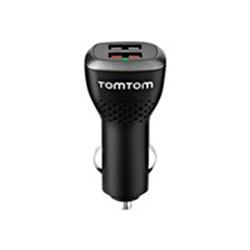 Alimentatore Tom Tom - Tom tom dual fast car charger