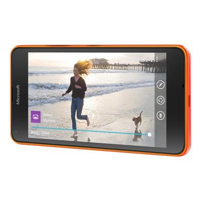 Smartphone Microsoft - LUMIA 640 XL LTE DUAL SIM ORANGE