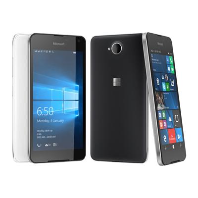 Smartphone LUMIA 650 DS WHITE