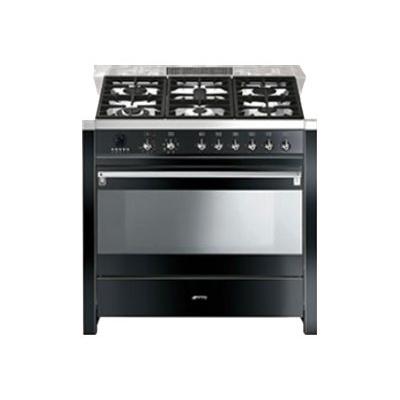 Cucina a gas Smeg - SMEG CUCINA A1BL-7