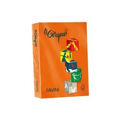 Papier FAVINI Le Cirque - Jaune soleil - A3 (297 x 420 mm) - 80 g/m² - 500 feuille(s) papier ordinaire